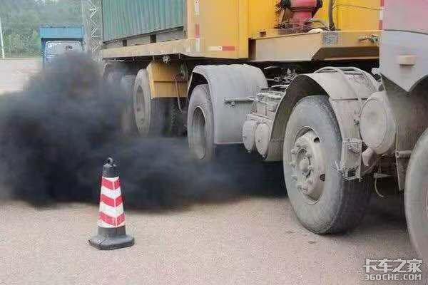 为何卡车上破没劲,费油还冒黑烟?机油压力低又是咋回事?