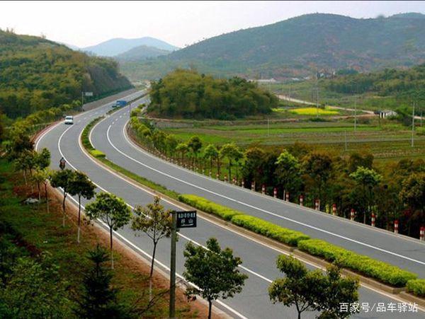 省道、国道和高速公路分不清?记住这三点