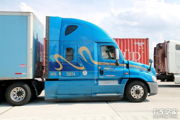 中美生活舱卡车对比各有利弊一目了然