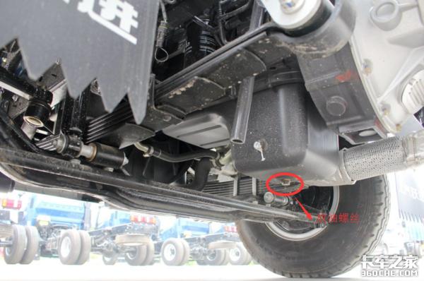 卡车漏油无外乎这5个地方,教你该如何正确解决