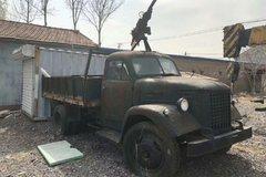 南京跃进130军用卡车 曾立下战功的英雄