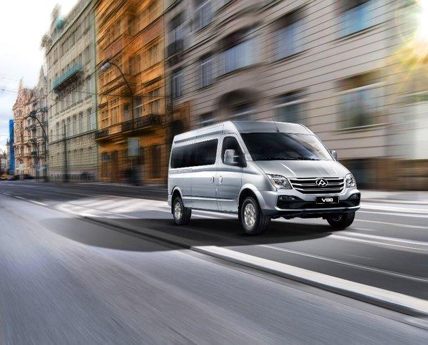 国内销量同比翻番上汽MAXUS七月仍热销