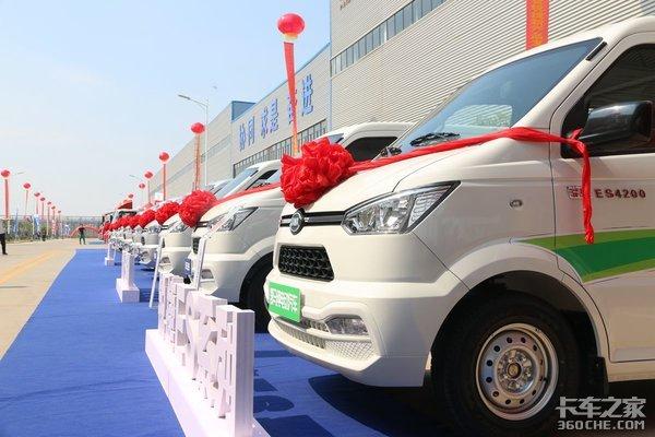 凯马赣州工厂首款新车锐捷微卡抢先看