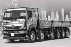 北奔同款驾驶室 印度TATA Signa系卡车