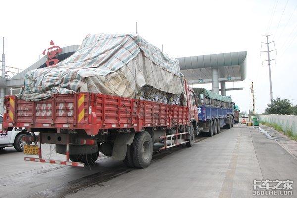 交通运输部有关负责人回应货车通行费计费方式和车型分类调整