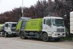 都在搞垃圾分类 垃圾车市场会如何变化?