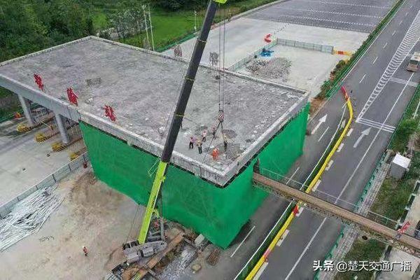 湖北:取消高速公路省界站工程建设加速