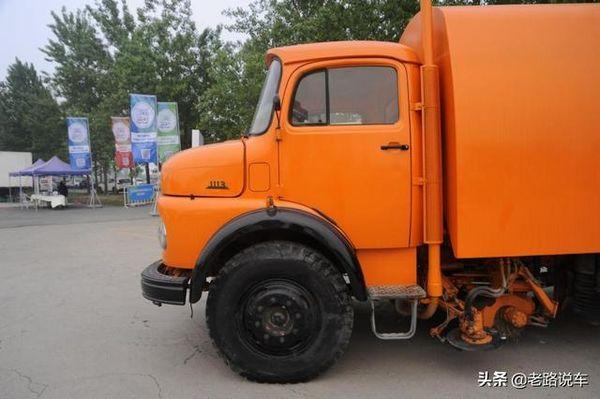 北京市政还用过这么经典的卡车你知道吗?