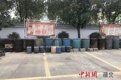储存被盗柴油1.8吨 麻城警方打掉油耗子