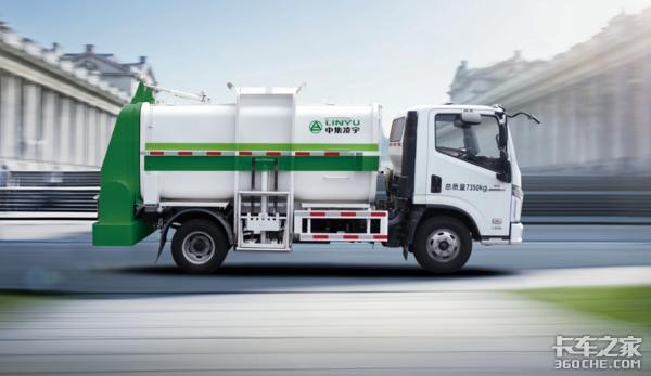 都在搞垃圾分类垃圾车市场会如何变化?