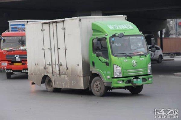 新能源物流车市场低迷地补撤销后业界寄望深圳模式