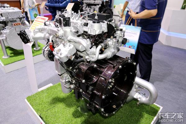 玉柴吸睛内燃机展质量售后内外兼修