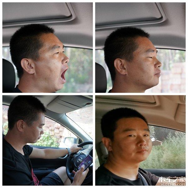 自从有了疲劳检测仪妈妈再也不用担心我开车瞌睡玩手机了
