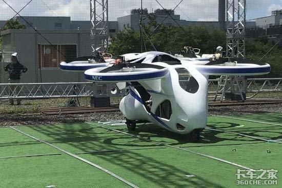 2023年实现注册送38元体验金运输日本研发飞行汽车