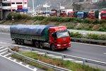 南昌:工程运输车违法次数多将停办货车通行证