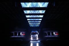 重卡新世代Scania 因何令卡车司机着迷?