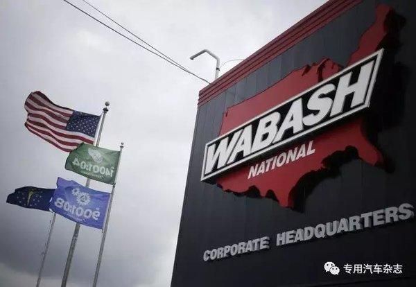 美国挂车市场向好Wabash收入历史新高