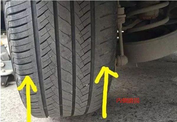 小知识:轮胎为什么会出现不正常磨损?