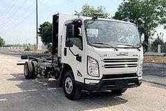 江铃重汽添新丁 氢燃料中卡车型上公告