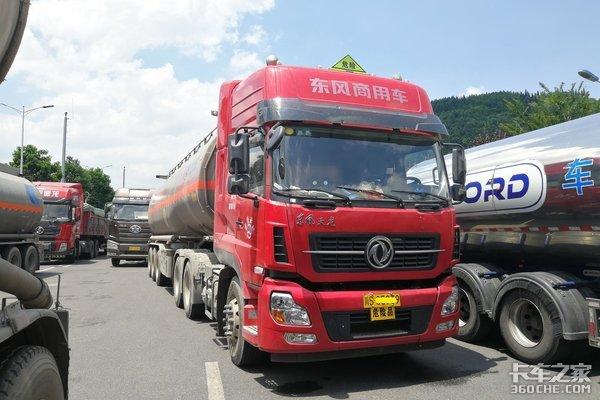 运输市场怪现象:卡车散户为何不断增加