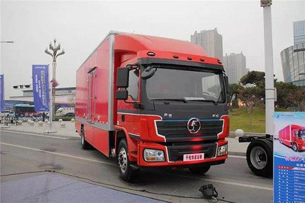 盘点:新能源的'大家伙'纯电动重卡车型