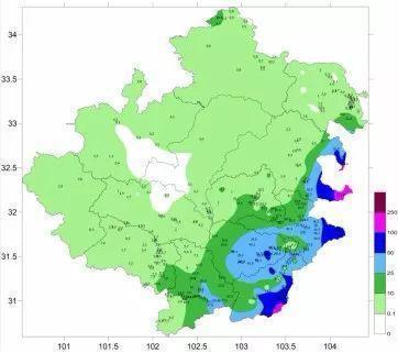 四川:受暴雨泥石流影响多处交通已中断