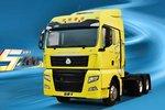 汕德卡国六天然气车型 现已开始接单了!