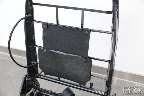 欧洲卡车同款!带通风加热高配座椅拆解