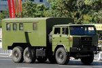 阅兵场上常客 延安SX250军车还会出现吗