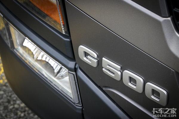 按捺不住的�_���D�f斯堪尼��G500��