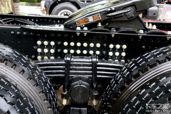 国六添新兵560马力欧曼EST穿越版来啦