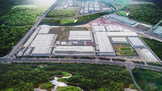 重庆工厂投产长城炮乘用皮卡正式下线!