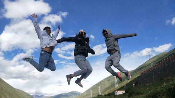 荆大哥西藏卖瓜记为了梦想还是迫于现实?