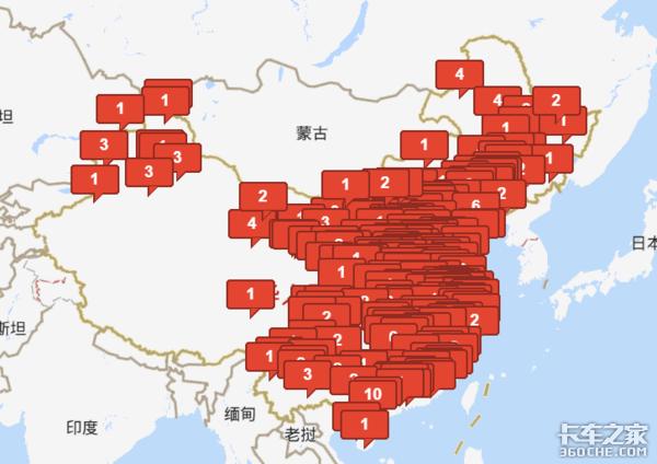 卡车巨头进入中国,就能买得起进口车吗