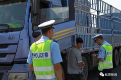 34台违法改装货车被查 复原后才能上路