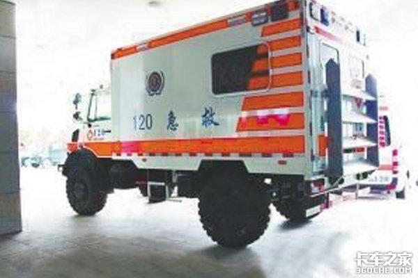 救护车的门道竟然有这么多?你了解吗