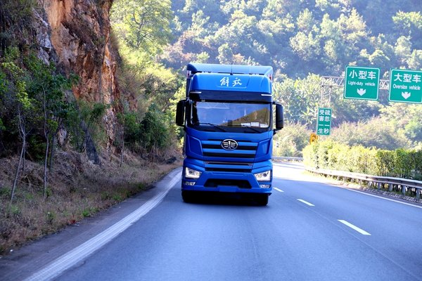 更安全、更高效解放L2级智能卡车发布