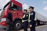 上海交警:逾期15日未�U的�P款加��P款