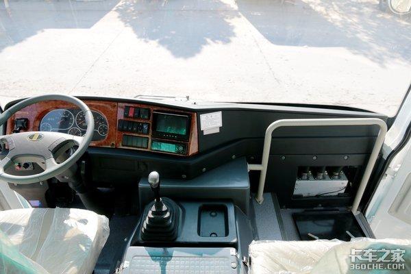 能上蓝牌能进市区牡丹这款封闭式厢车怎么样?