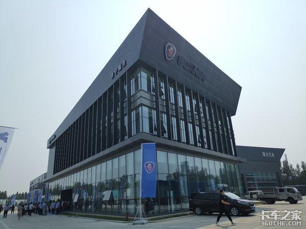加速网络布局提升服务质量斯堪尼亚全新4S店落户济宁