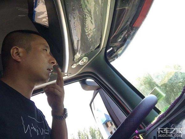 这首卡车司机写的中秋散文诗,字里行间全是对家人的牵挂