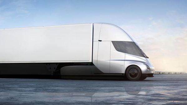 特斯拉的电动卡车终于来了!马斯克表示可能11月发布