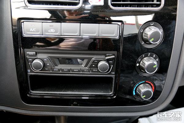 外观萌萌哒内饰轿车化轿卡X7来了
