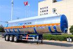 轻量化降重0.8吨 中集液罐车又放大招了
