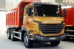 来自西伯利亚的硬汉!俄罗斯乌拉尔推出全新自卸车