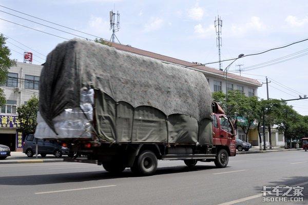 提升装载率,车载称重的原理你了解吗?