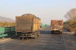 打击货车非法超限超载 荔城警方开展专项整治