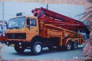 路边的经典——承载三一泵车发展之路的北奔NG 2629重卡