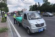 珠海:加强货车执法 削顶、超高、穿拖鞋开车一律重罚 !