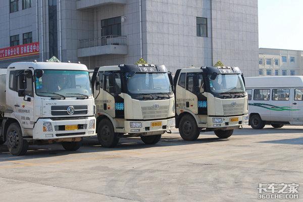 科普!危化品運輸車運營常識及行業標準